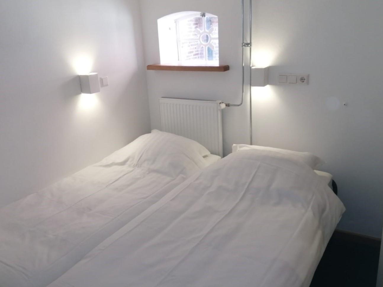 Slaapkamer-Landhuisje